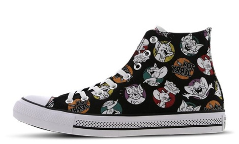 Converse-Chuck-Taylor-All-Star-Hi-Tom-and-Jerry-Black-165733C